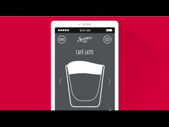 Philips Digital Ad -  The SENSEO® Up App