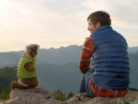 Marmot Film Ad -  Love the outside