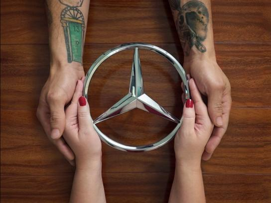 Mercedes Film Ad - Love is Love