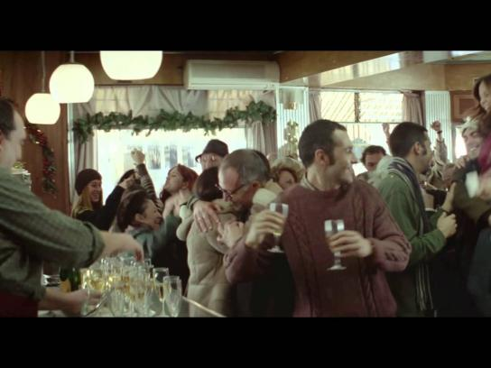 Spanish Christmas Lottery Film Ad -  There's no bigger prize than sharing