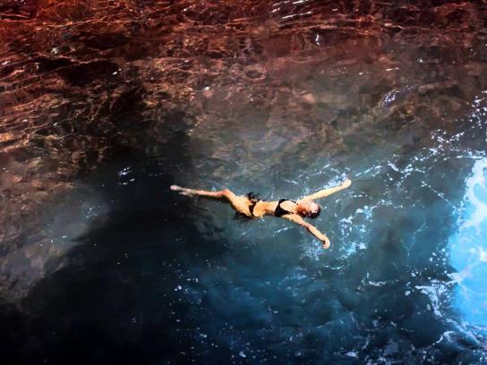 Victoria's Secret Film Ad -  Slow Sultry Swim