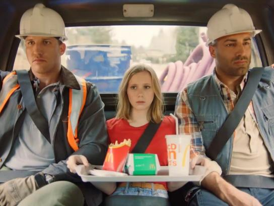 McDonald's Film Ad -  The flood