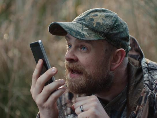 Busch Film Ad - Phone