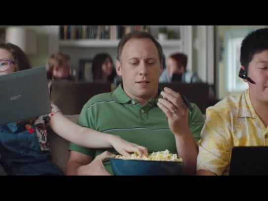 Charter Spectrum Film Ad -  Start - up