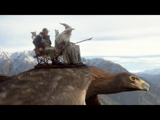Air New Zealand Digital Ad -  Safety video