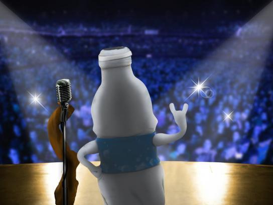 Return-It Audio Ad -  Plastique rocks out