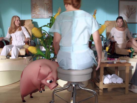 Farmville Film Ad -  Spa