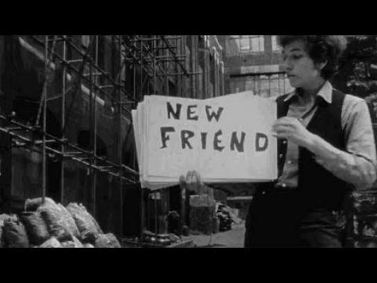 Google Film Ad -  Bob Dylan