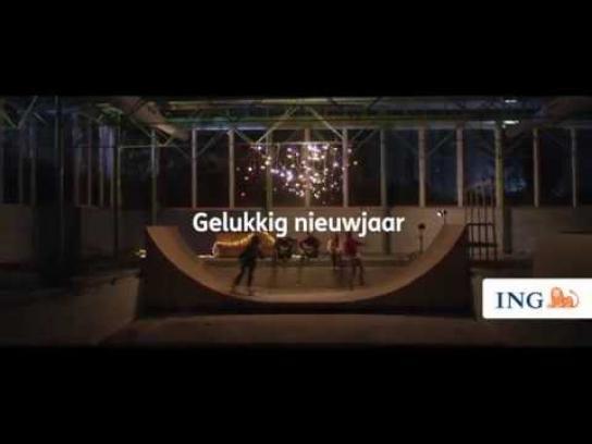 ING Film Ad - Skateboarders