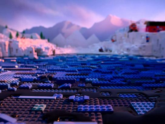 Greenpeace Film Ad -  LEGO — Everything is NOT awesome