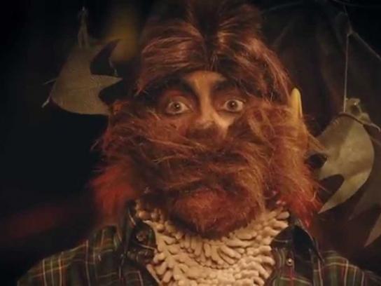 Haribo Film Ad -  Werewolf