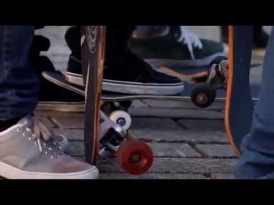 Sony Ericsson Film Ad -  Challenge the fastlane