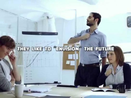 IBM Digital Ad -  Day 1 - Envision the future