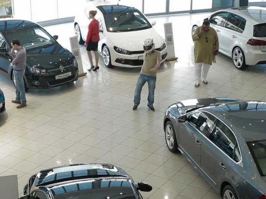 Volkswagen Film Ad -  Harlem Shake