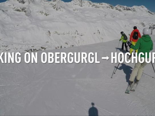 Obergurgl/Hochgurgl Digital Ad - Most dangerous GoPro Footage