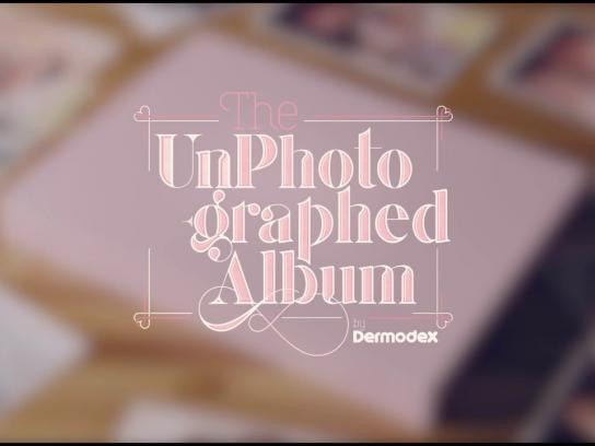 Dermodex Direct Ad - The Unphotographed Album