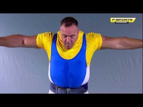 Fluke Film Ad -  Weight Lifting