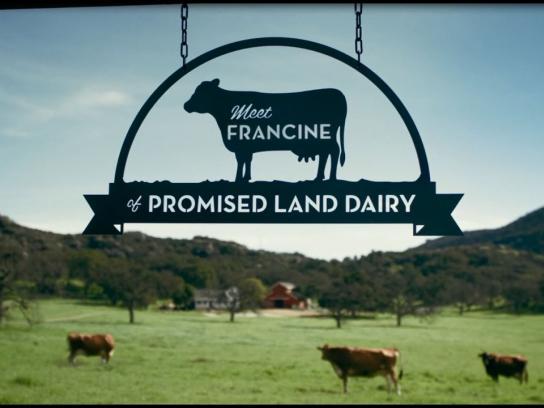 Promised Land Dairy Film Ad - Meet Francine