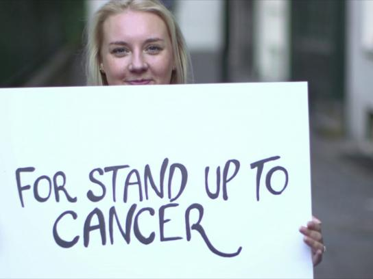 Hyundai Film Ad - Hyundai - Stand Up To Cancer