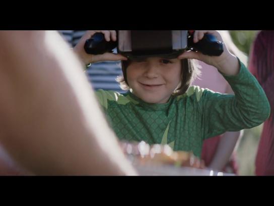 Dolmio Film Ad - The Battle of Dinnertime