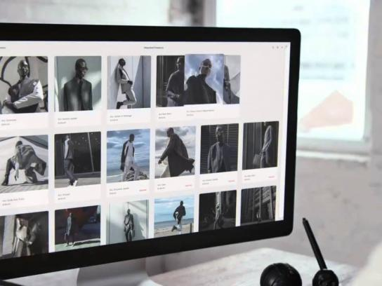 Squarespace Film Ad -  How to launch your new collection