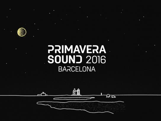 Primavera Sound Digital Ad -  Line-up