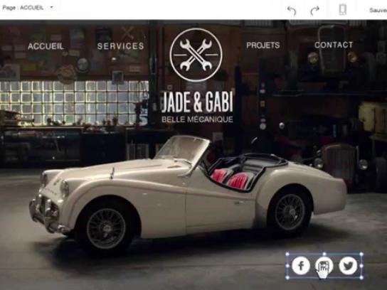 Wix Film Ad -  Car