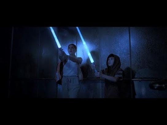 Globe Telecomm Film Ad - Like a Jedi