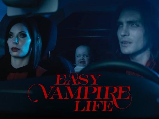 "Renault Film Ad - Easy ""Vampire"" Life"