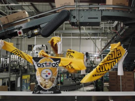 Tostitos Film Ad - Steelers