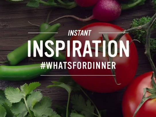 Knorr Digital Ad -  Instant Inspiration
