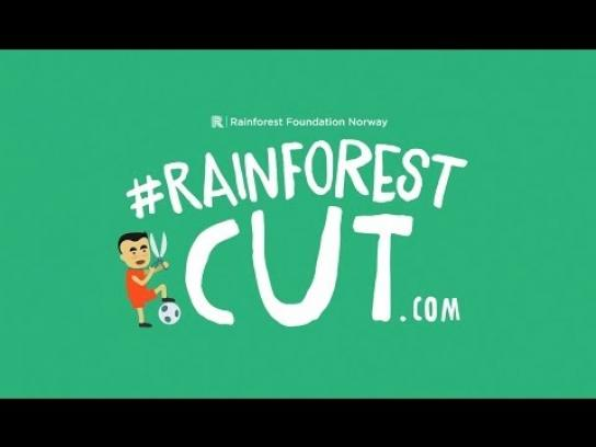 Rainforest Foundation Digital Ad -  Rainforestcut.com