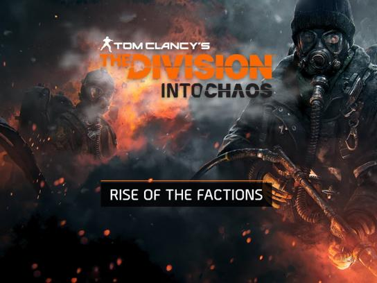 Ubisoft Digital Ad -  Tom Clancy's The Division - Into Chaos Ep3 - Rise of the Factions