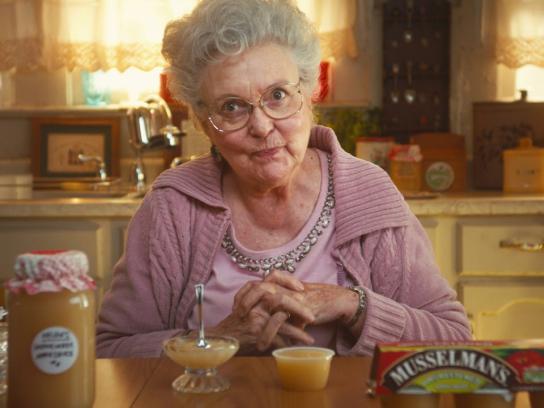 Musselman's Film Ad - Spoon Test