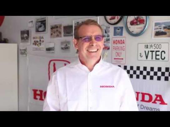 Honda Content Ad - #HondaNextDoor
