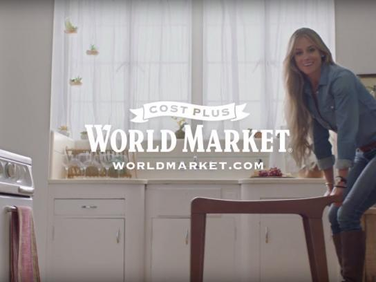 Cost Plus World Market Film Ad - Watch How We Roll