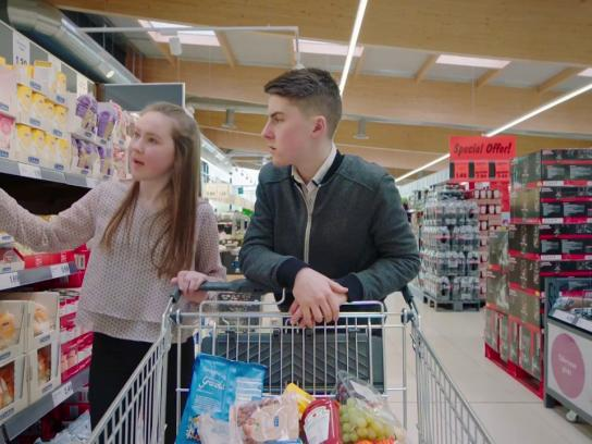 Lidl Content Ad - Denis and Marie