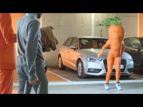 Sixt Film Ad -  The Carrot