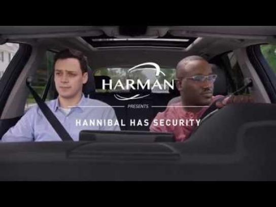 Harman Film Ad - Hannibal gets cybersecurity