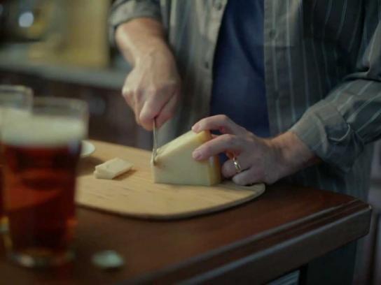 Wisconsin Cheese Film Ad -  Movie Night