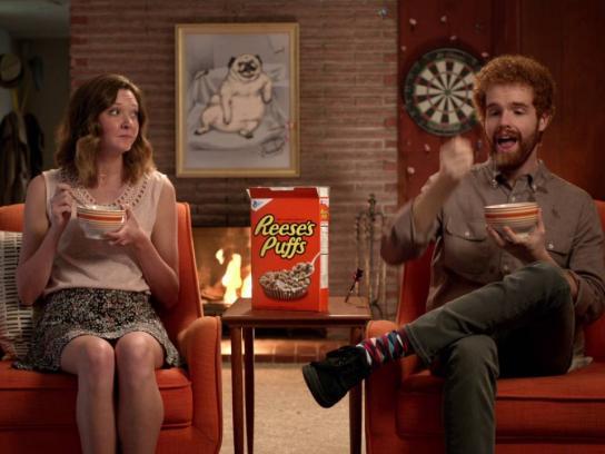 Reese's Film Ad - Aim