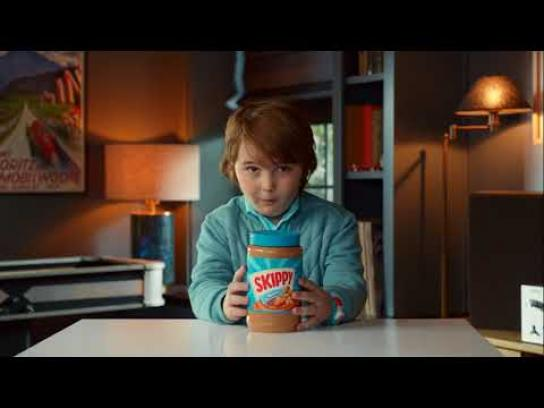 Skippy Film Ad - Pretzel