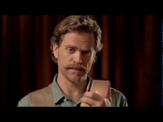 Haggar Film Ad -  Mants
