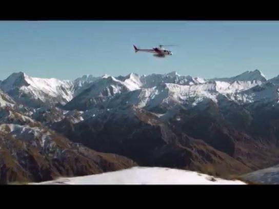 Tourism New Zealand Digital Ad -  Chuck Berry