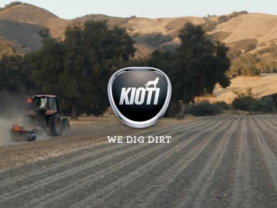 KIOTI Tractor Film Ad - We'll Treat You Like Dirt