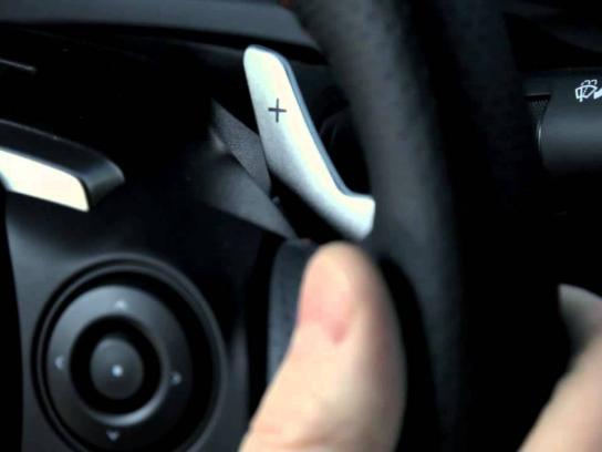 Lexus Film Ad -  Intensity