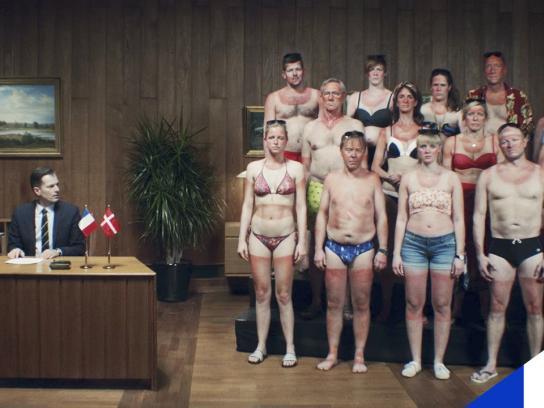 Danish Cancer Society Digital Ad - France