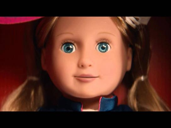 Interac Film Ad -  Toy store
