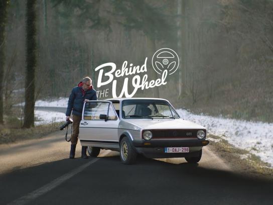 Volkswagen Film Ad - Behind the wheel