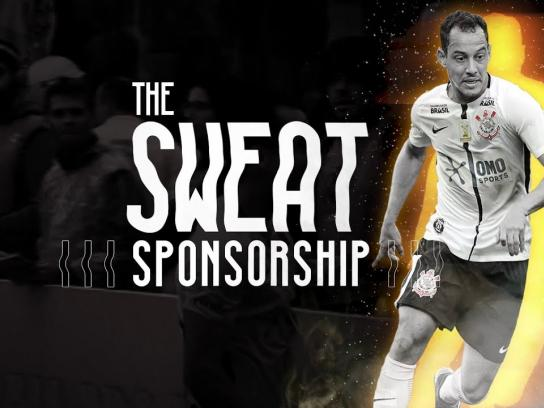 Unilever Experiential Ad - The Sweat Sponsorship